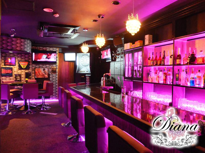 Girl's Bar Diana