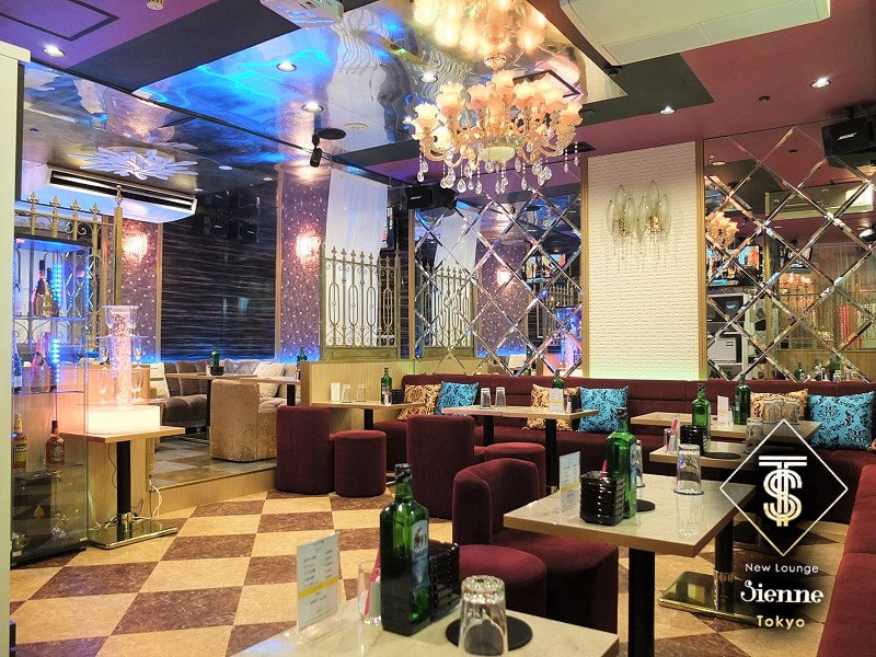 New Lounge Sienne Tokyo