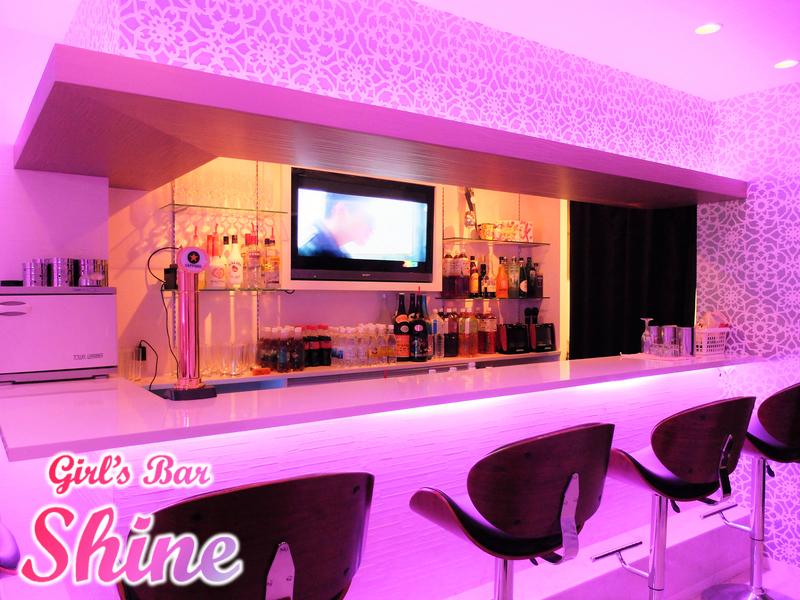 コスプレ Girl's Bar Shine