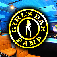 GIRL'S BAR PAMP