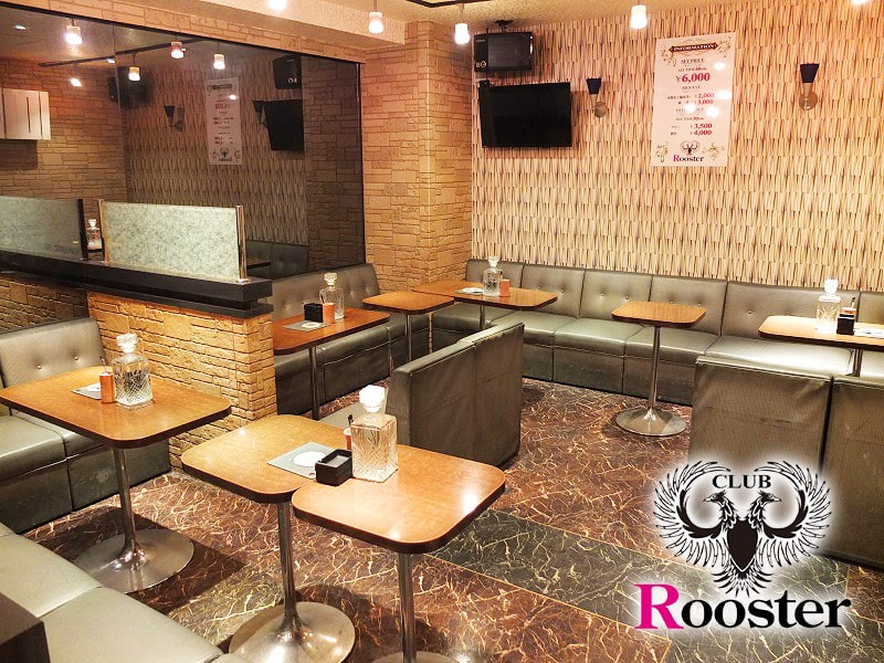 CLUB Roosterロゴ