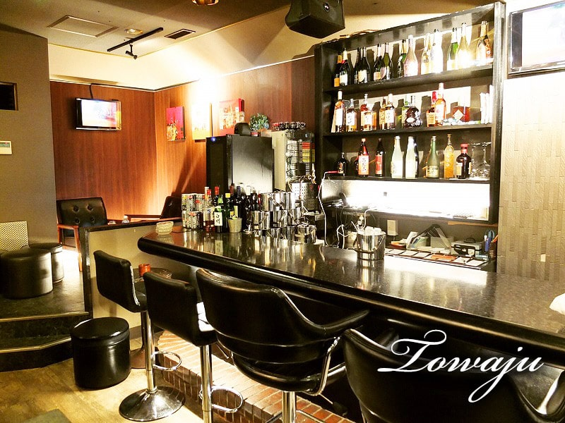 Girls Bar Towaju 別館ロゴ