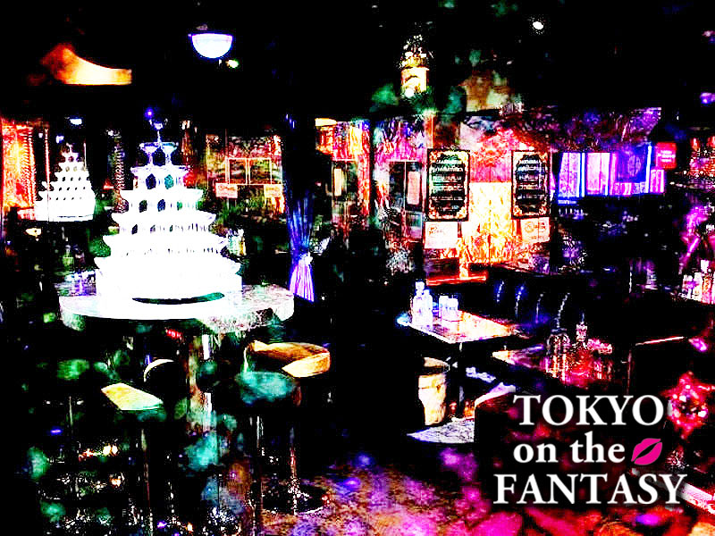 Tokyo on the Fantasyロゴ