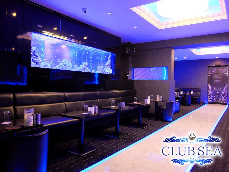 CLUB SEAロゴ