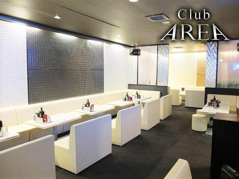Club AREAロゴ