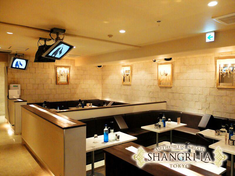 SHANGRI-LAロゴ