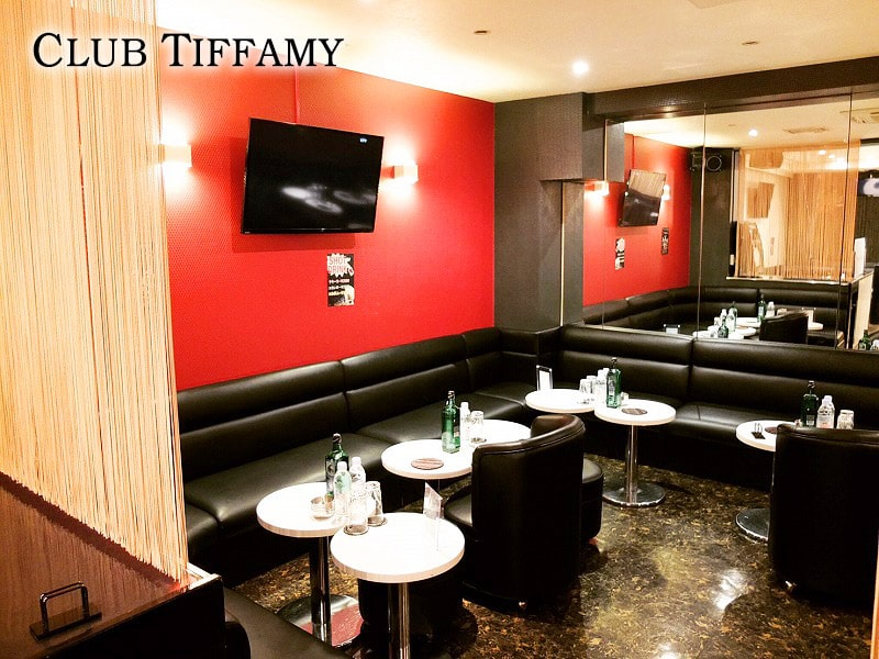 CLUB TIFFAMYロゴ