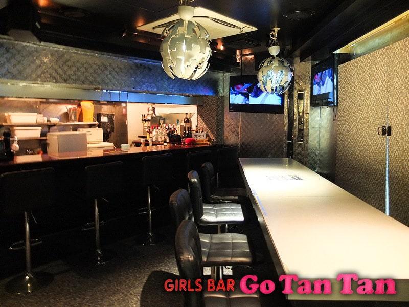Time stop bar GoTanTan